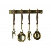 Аксессуары для кухни на подставке 4 пред. 36х36 см.