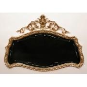 Зеркало больш. гориз.золотистый 75х102 см.