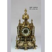 Часы MACHADO золотой 44х26см