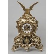 Часы с орлом, с маятником 38х25см.