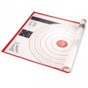 Коврик для запекания с размерной сеткой, 62*45 см, силиконовый