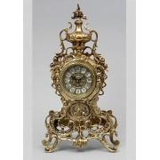 Часы с кубком сред. цвет - золото 39х20см
