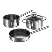 Набор посуды из 3-х предметов Fissler snack set