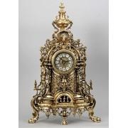 Часы золотистый 58х34 см.