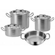 Набор посуды из 4-х предметов Fissler original pro collection
