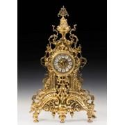 Часы цвет - золото 48х28см
